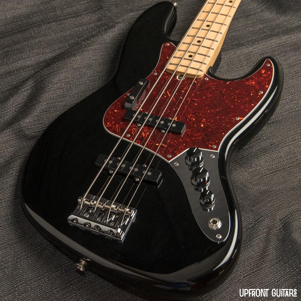Used Fender American Professional Jazz Bass Black