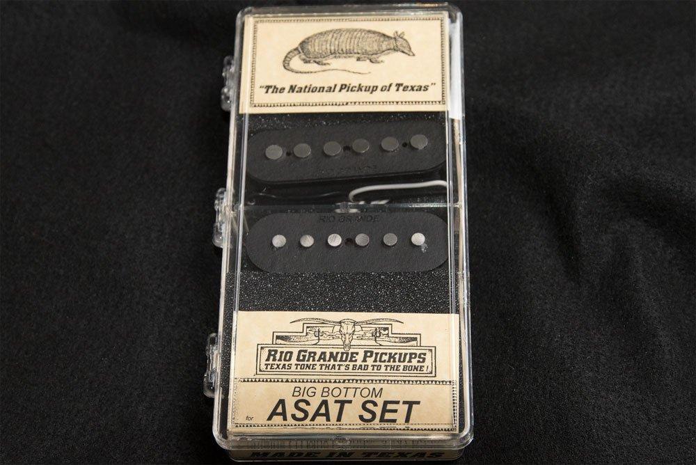 Rio Grande Big Bottom Pickup Set for ASAT