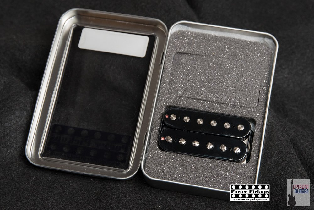 Porter Custom Bridge Humbucker for HSS Guitars