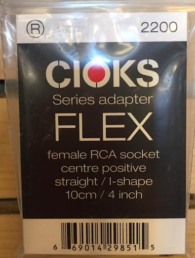 CIOKS CIO-2200 Series Adapter Flex 10cm