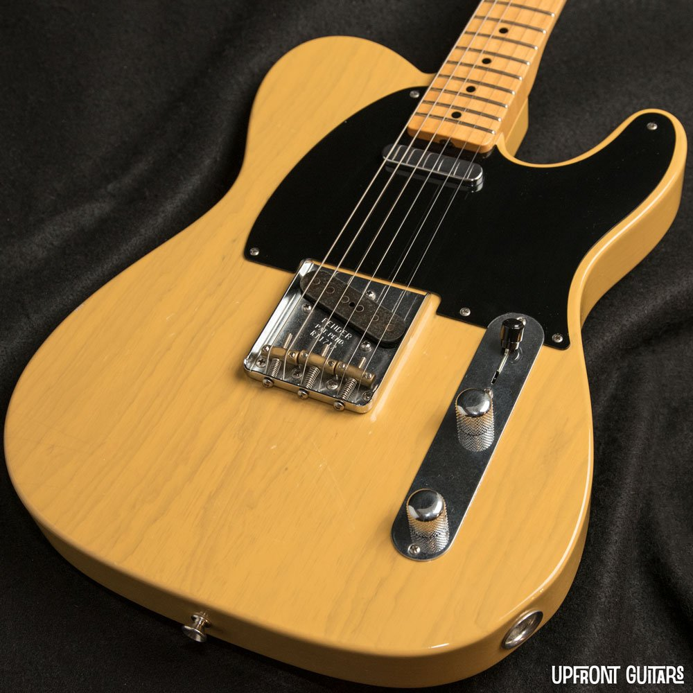 Used Fender Custom Shop '52 Closet Classic 2012 Butterscotch Blonde