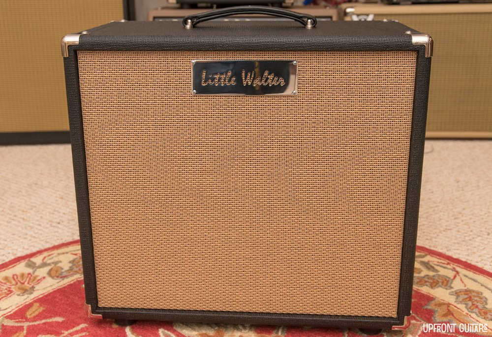 Little Walter 1x12 Pine Speaker Cabinet w/Eminence CV75