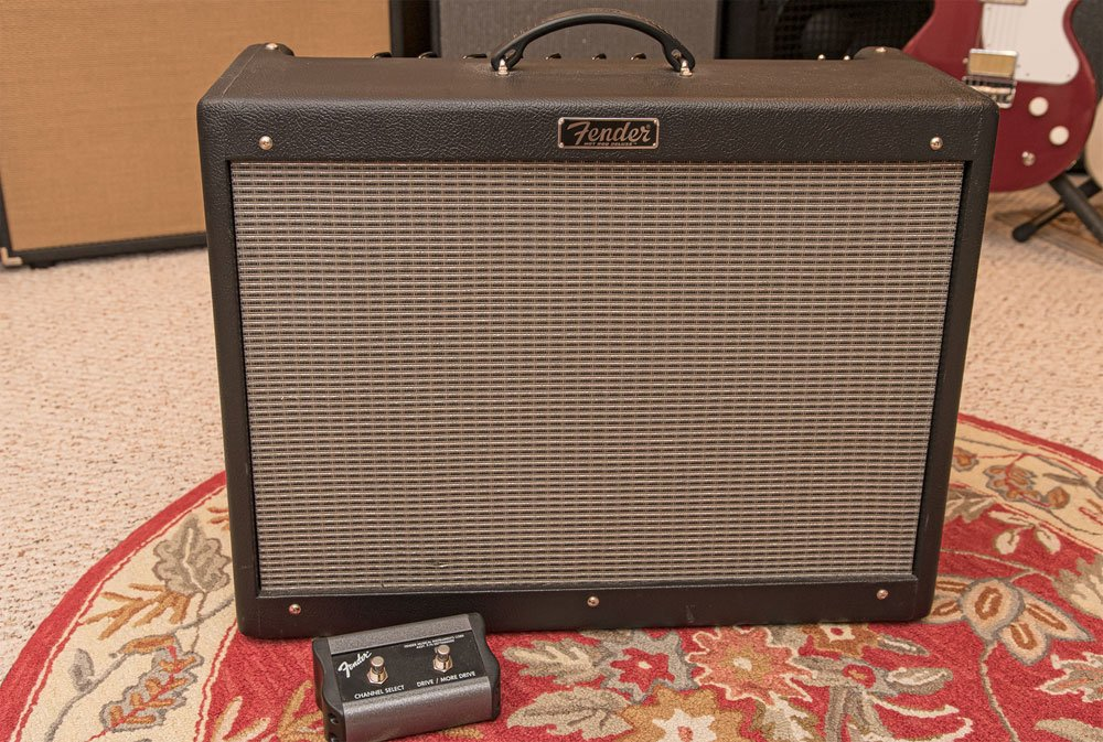 Used Fender Hot Rod Deluxe III 1x12 Combo Amp - 2016