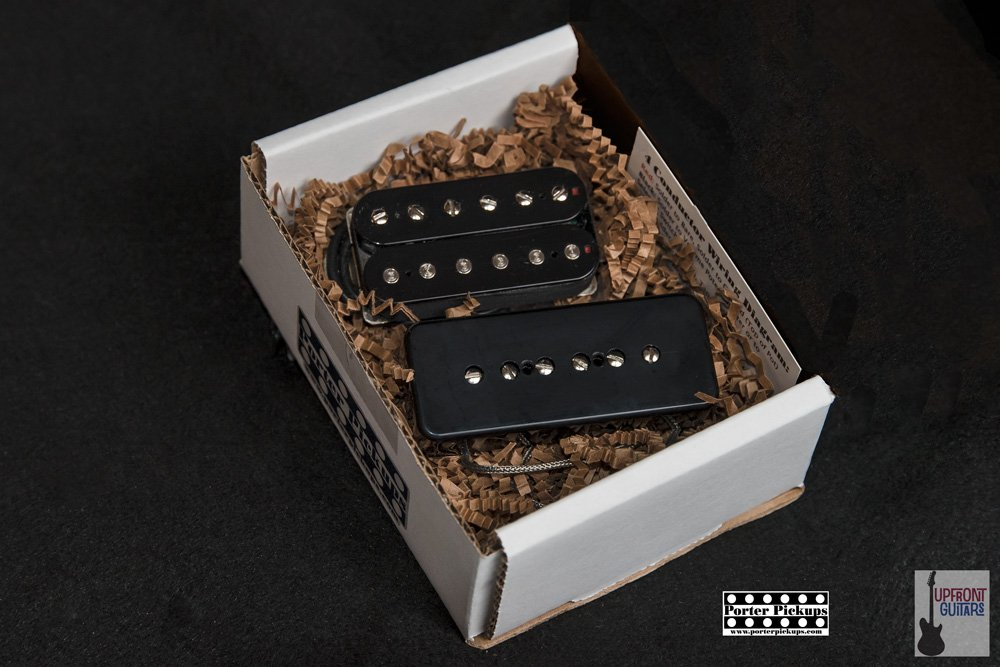 Porter Special P-90 Humbucker Set for G&L Fallout