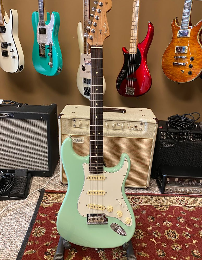 USED Fender American Professional Stratocaster roasted neck