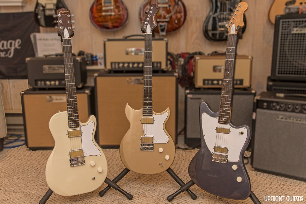 Harmony at UpFront Guitars