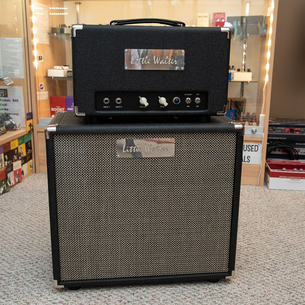 Used Little Walter Hipster 10W Class A Head with 1x12 pine Cabinet