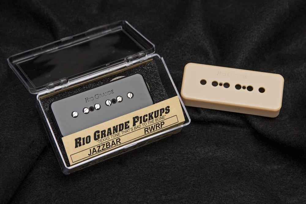 Rio Grande Jazzbar P-90 Pickup RWRP  Black or Cream