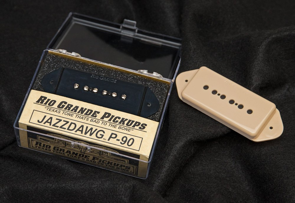 Rio Grande Jazzdawg P 90 Dog Ear Pickup