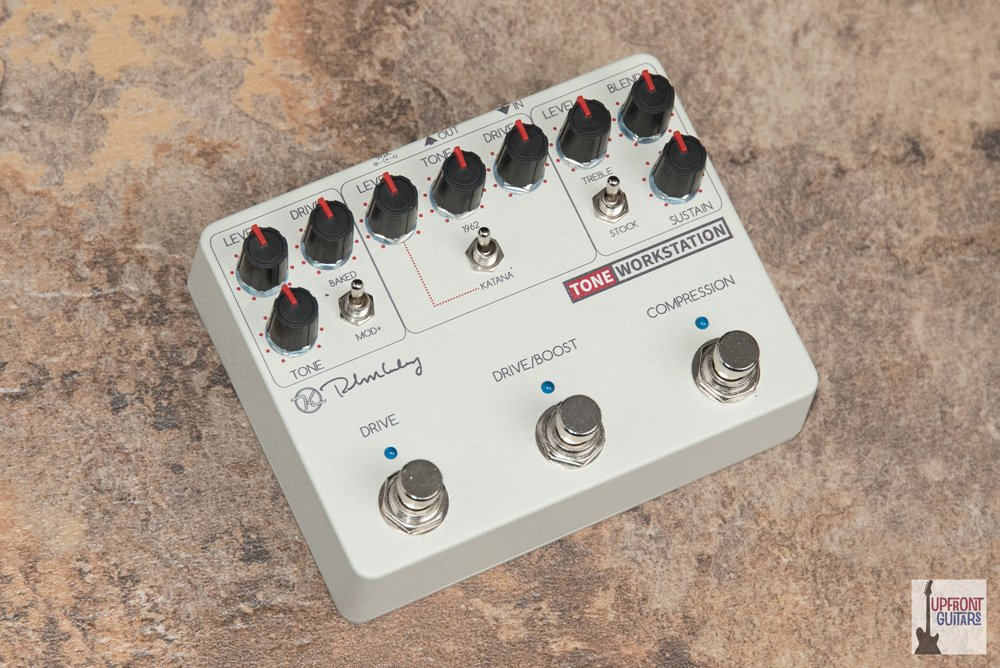 Keeley Tone Workstation - 4 Legendary Circuits in one box
