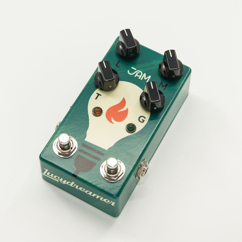 JAM Pedals Lucy Dreamer Wet/Dry Overdrive w/High Gain Stage