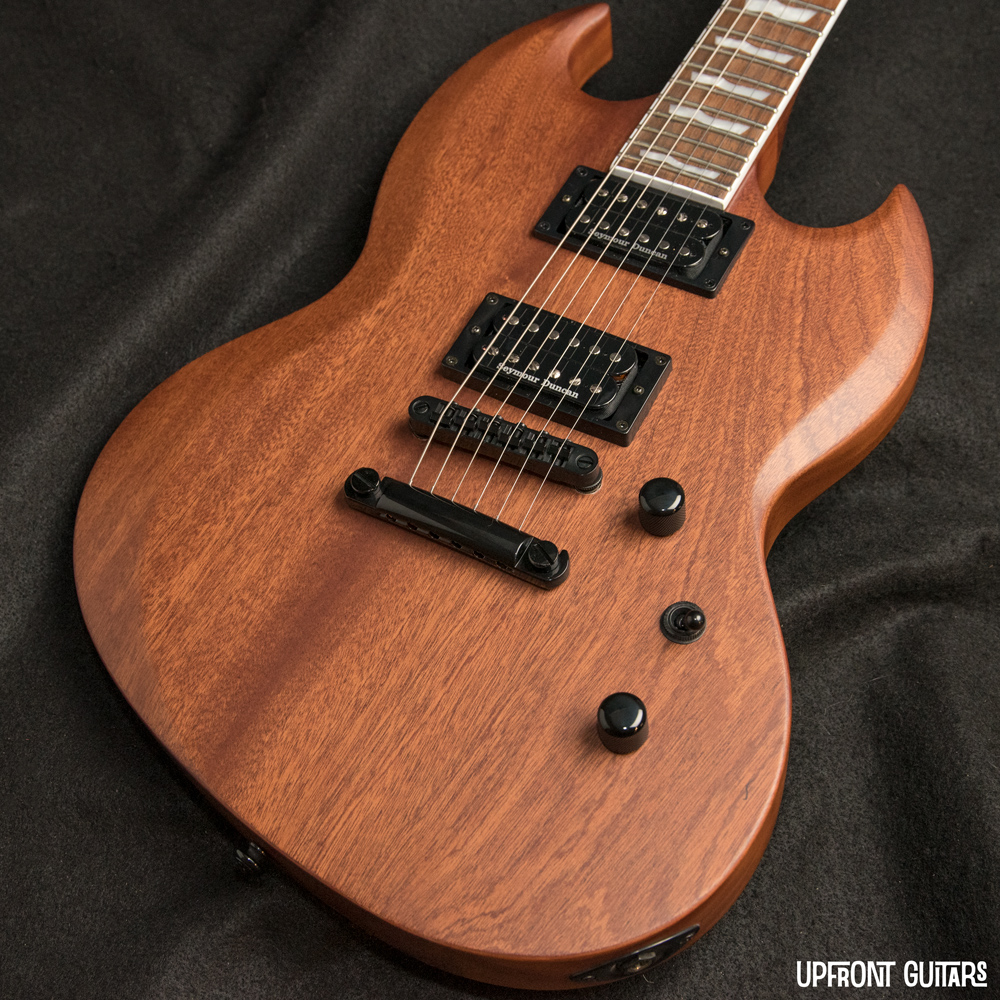 ESP LTD VIPER-400 Mahogany Natural Satin