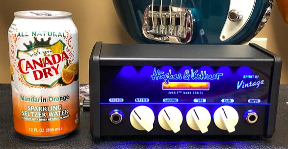 Spirit of Metal, Rock, or Vintage Nano Mini Amp