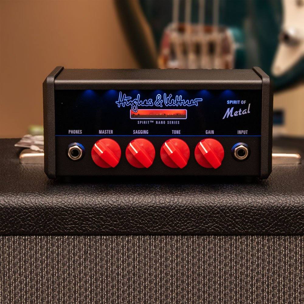 Hughes and Kettner Spirit of METAL NANO Mini Amp