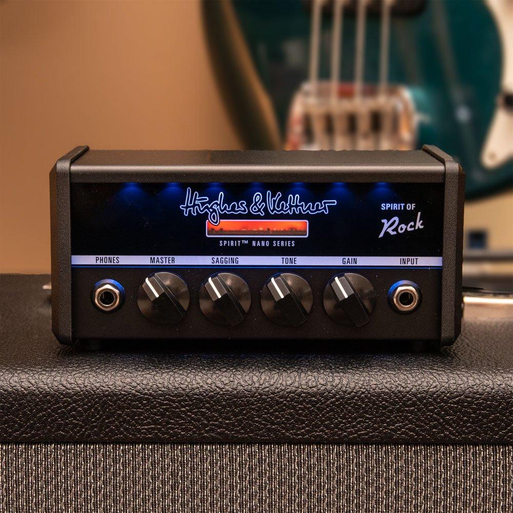 Hughes & Kettner Spirit of ROCK NANO Mini Amp