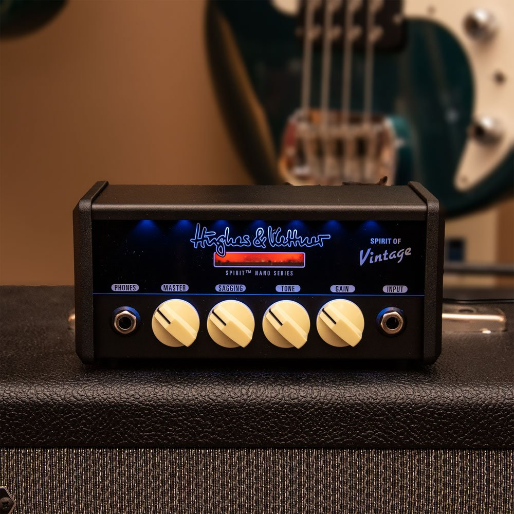 Hughes and Kettner Spirit of VINTAGE NANO Mini Amp
