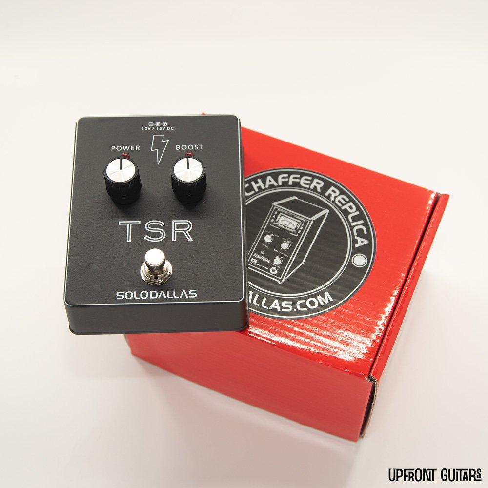 Solodallas TSR Schaffer Replica Pedal Black