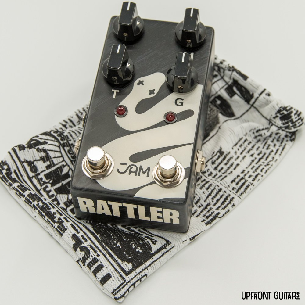 JAM Pedals Rattler Dual-Stage Distortion for Bass Guitar