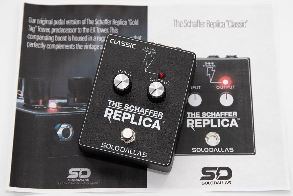 2020 Solodallas TSR Schaffer Replica Pedal