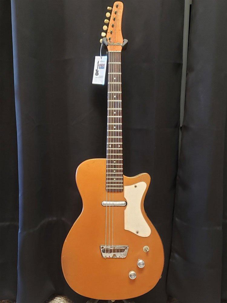 USED 1961 Silvertone U-1