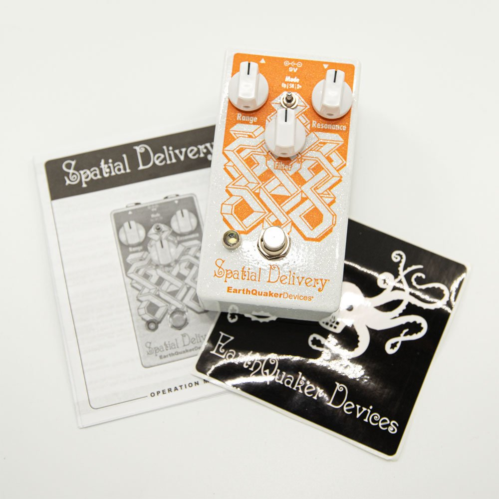 EarthQuaker Devices Spatial Delivery V2 Envelope Filter with Sample & Hold
