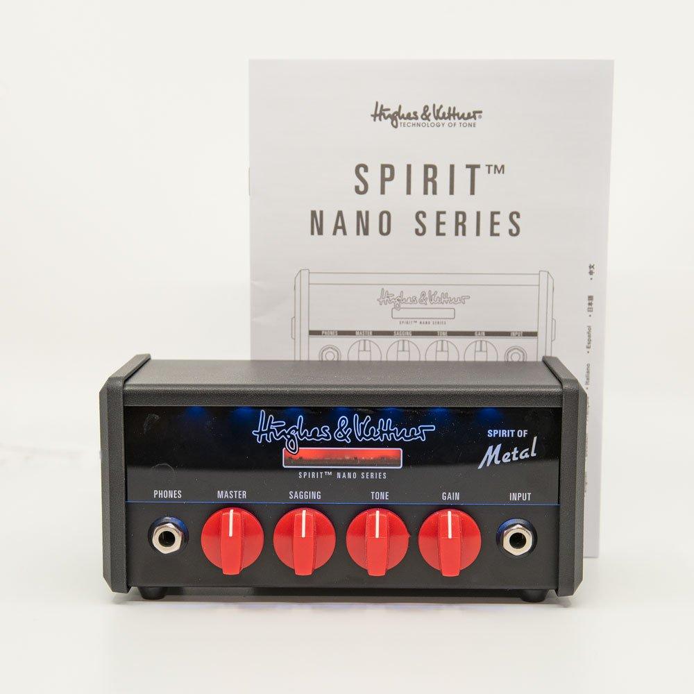 Hughes and Kettner Spirit of METAL NANO Mini Amp