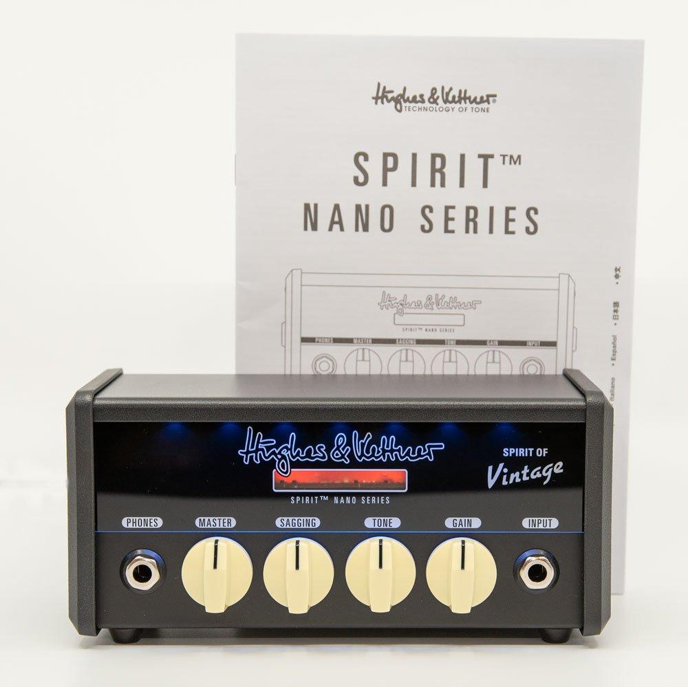 Hughes and Kettner Spirit of VINTAGE NANO Mini Amp