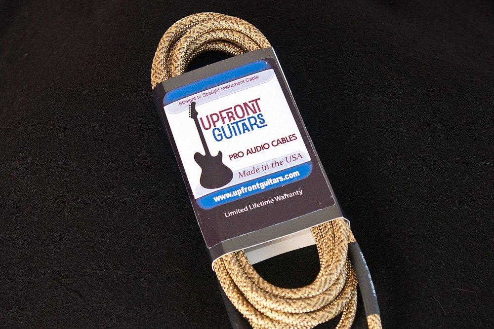 Upfront Guitars Oxygen Free Pro Guitar Cables