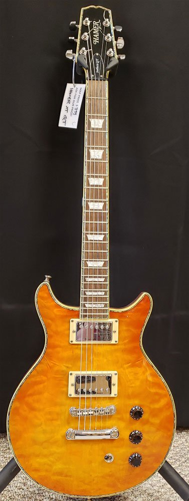 USED Hamer XT Series Sunburst QT