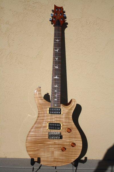2005 PRS Custom 24-Natural