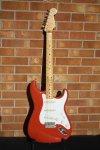 2016 Fender Classic 50's Strat MIM-Fiesta Red