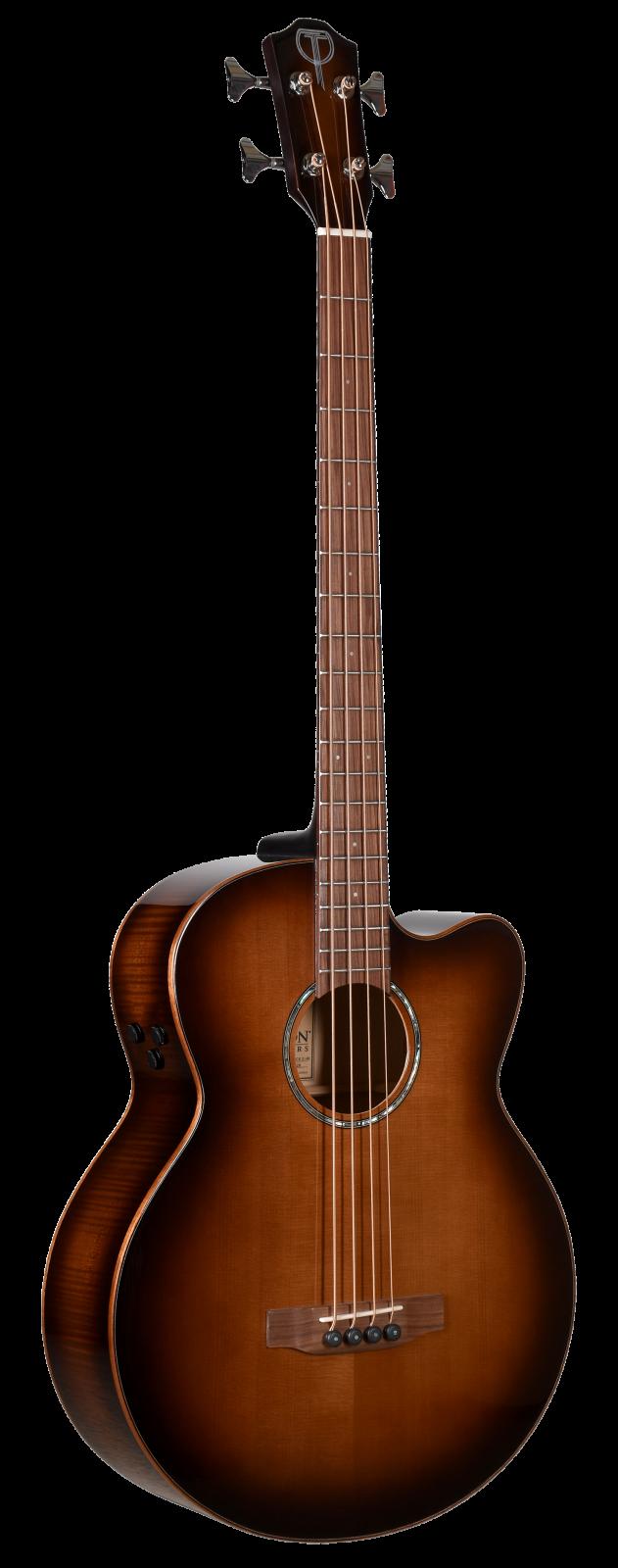 Teton STB130FMGHBCENT Acoustic Bass