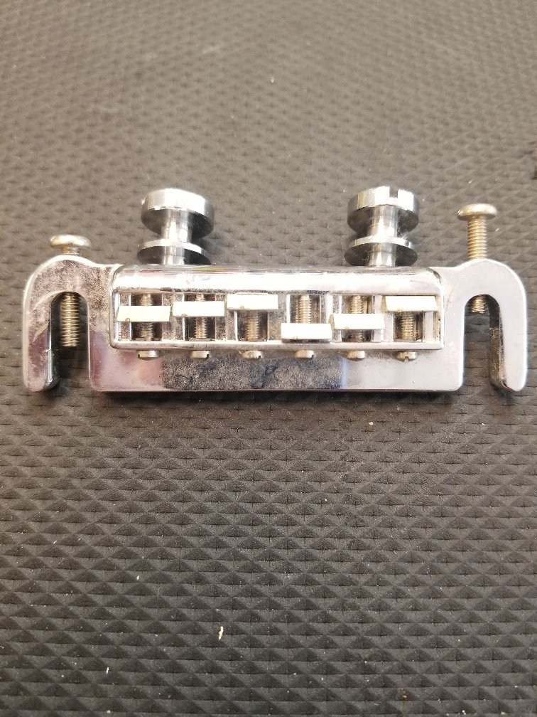 Leo Quan Badass Bridge for Guitar '70s