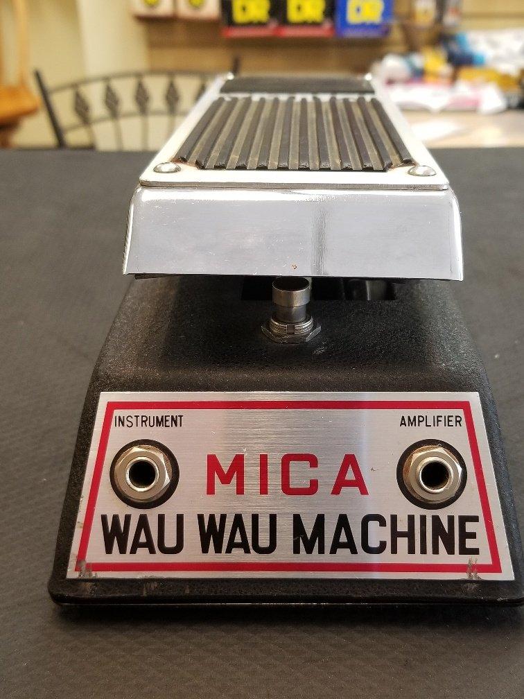 1971 MICA Wau-Wau Machine