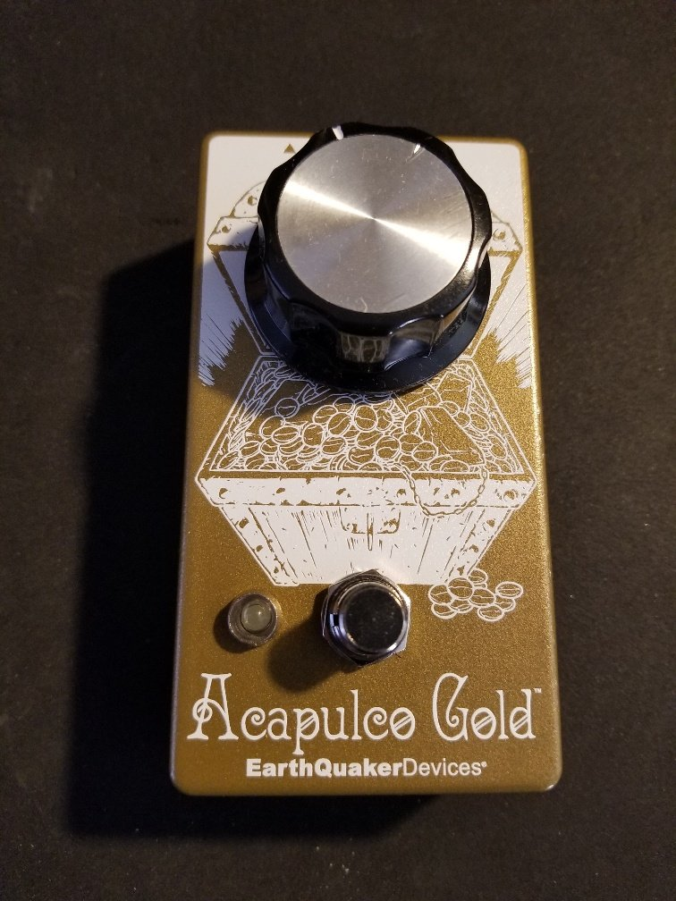 EarthQuaker Devices Acapulco Gold V2-Special Edition