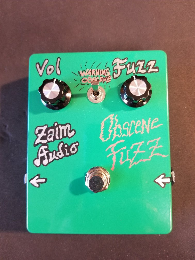 Zaim Audio Obscene Fuzz