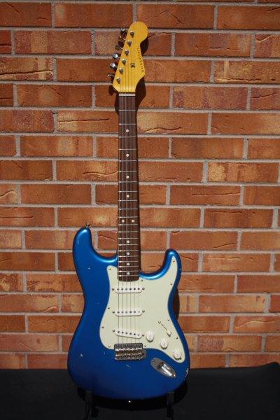 Nash Guitars S63 Lake Placid Blue