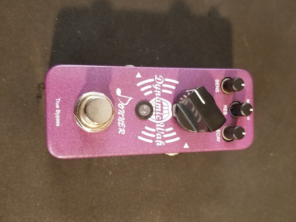 Donner Auto Wha Pedal