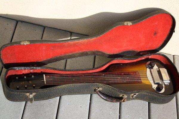 1950s Harmony Lap Steel