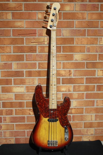 2019 McGibney Guitars '51 Style P-Bass