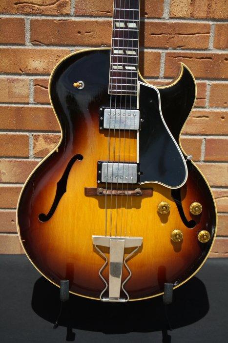 1958 Gibson ES-175TD  with Original Case