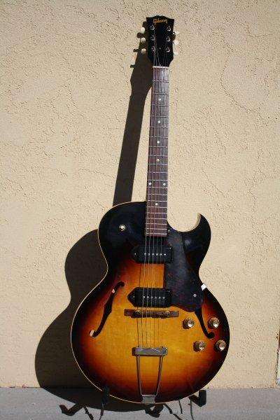 1960 Gibson ES-125TDC