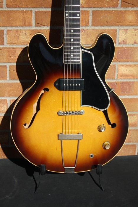1961 Gibson ES-330T-Sunburst