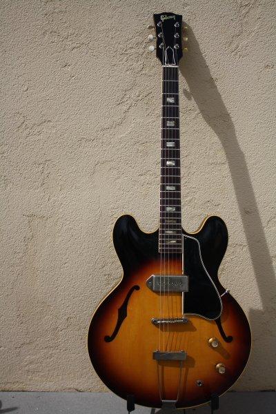 1962 Gibson ES-330T