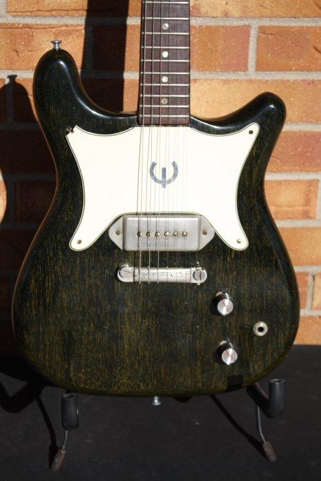1964 Epiphone Coronet-Silverfox