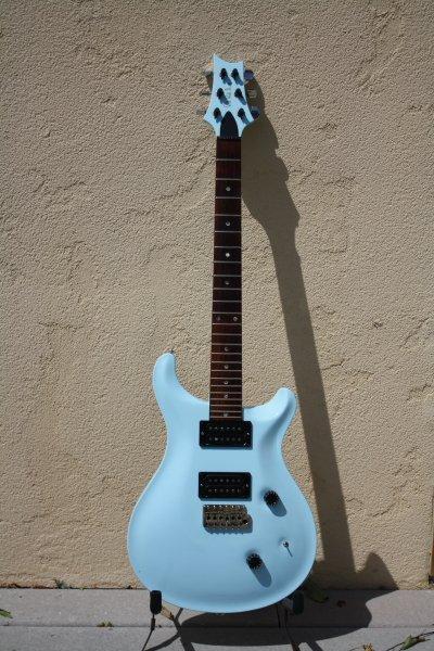 1986 PRS Baby Blue