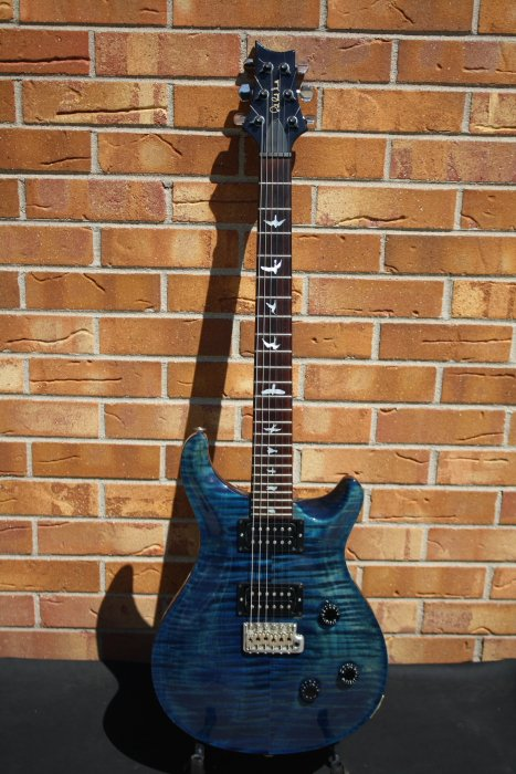 1992 PRS Custom 24 Royal Blue