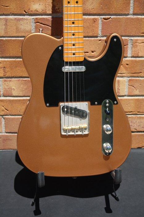 1997 Fender AVRI  '52 Telecaster-Metallic Copper