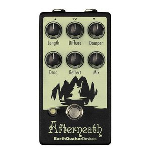EarthQuaker Devices Afterneath V2-Otherworldly Reverberator