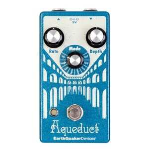 EarthQuaker Devices Aqueduct-Vibrato